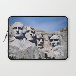 Mt Rushmore Laptop Sleeve