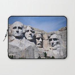 Mt Rushmore Laptop Sleeve