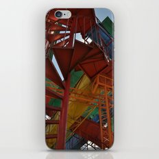 The Best Playground Ever iPhone Skin