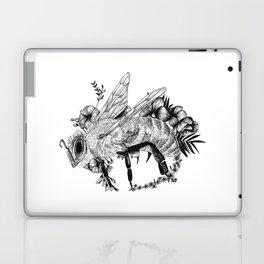 Bee - Go vegan Laptop & iPad Skin