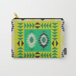 Fresh ethnic decor Carry-All Pouch