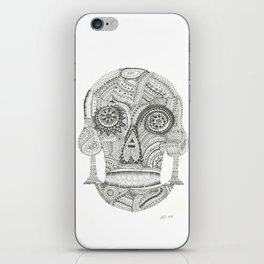 Sugar Skull 2.0 iPhone Skin