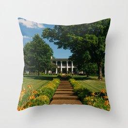 Loretta's Ranch II Throw Pillow