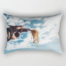 Soba! Fly high up! Rectangular Pillow