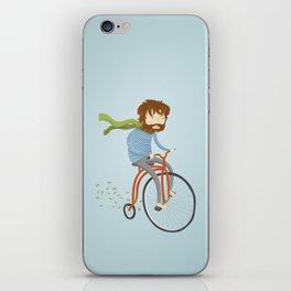 If I had a bike iPhone Skin