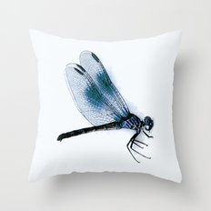 dragonfly #2 Throw Pillow