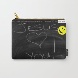 Bible School Lesson #1 Carry-All Pouch