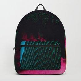 Dreamscape - Glitch Art Backpack