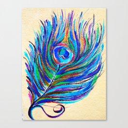Light As A… Canvas Print