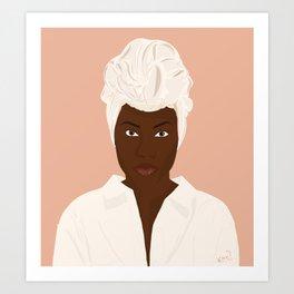 Nola Darling Art Print