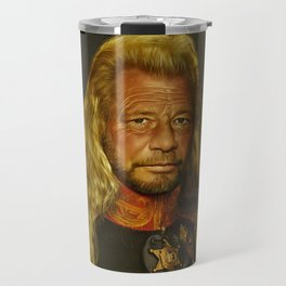 Duane 'Dog' Chapman - replaceface Travel Mug