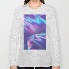 Bold Iridescence Long Sleeve T-shirt