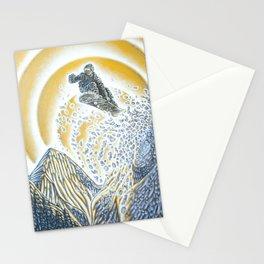 Tuned Up Stationery Cards