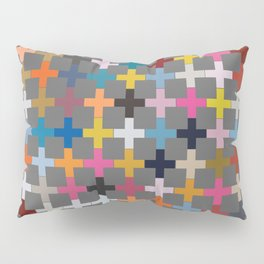 Glaze to Grey Pillow Sham