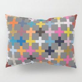 Glaze to Grey Pillow Sham