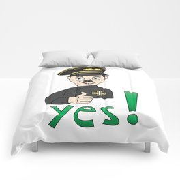 SticLer Comforters