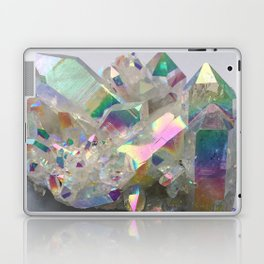 Opal Aura Quartz #10 Laptop & iPad Skin
