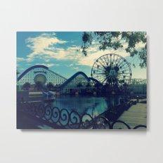 Disneyland, CA Metal Print