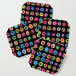 CandyDots Licorice Coaster