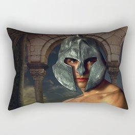 crying game Rectangular Pillow