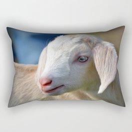 Baby Goat Rectangular Pillow