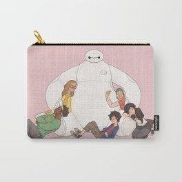 Baymax Snuggles Carry-All Pouch