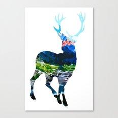 My Deer Canvas Print