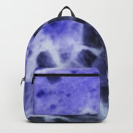 Sodalite Texture Backpack