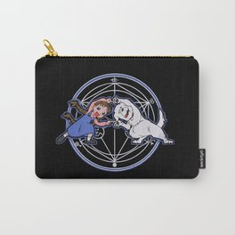 Fullmetal Fusion Ha! Carry-All Pouch