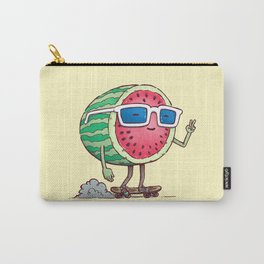 Watermelon Skater Carry-All Pouch