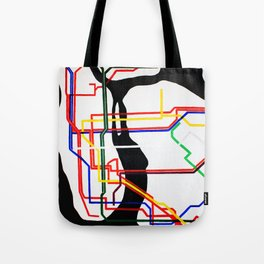 NYC Subway  Tote Bag
