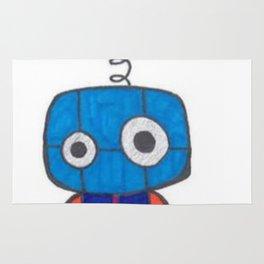 Domo Arigato Mr. Roboto Rug