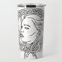 Annie Medusa Travel Mug