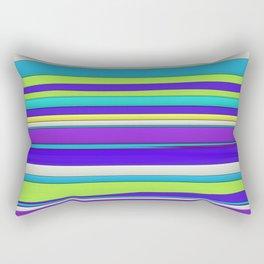 Hard horizons 2 Rectangular Pillow