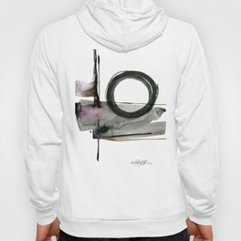 Enso Abstraction No. 112 by Kathy morton Stanion Hoody