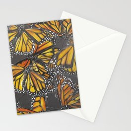Traveling Monarch Stationery Cards