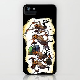 Hell's Bellhops iPhone Case