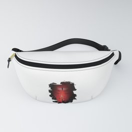 Peaceful Lord Shiva Fanny Pack