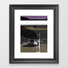 ROUGHKut#050916 Framed Art Print