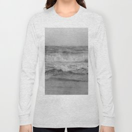 Photo 34 sea ocean waves Long Sleeve T-shirt