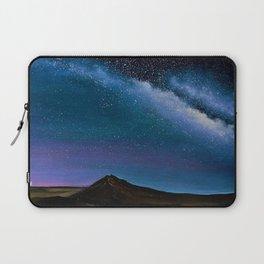 Milky Way Over Big Bend Laptop Sleeve