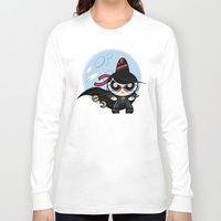 powerpuff girls Long Sleeve T-shirts featuring Powerpuff Bayonetta by Marco Mottura - Mdk7