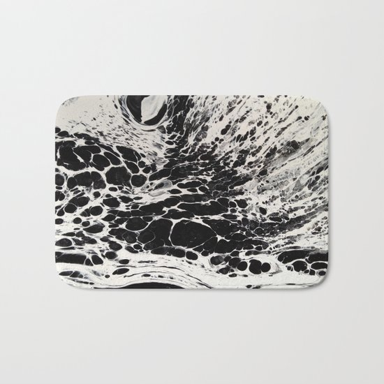 Ghost Bath Mat
