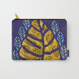 Leaf among Leaves Carry-All Pouch