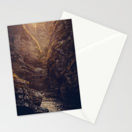 Light in Darkness Stationery Cards