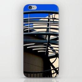 E V - Metal On Metal iPhone Skin