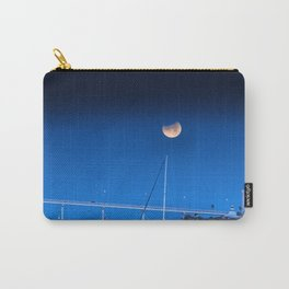 Moon Sail Carry-All Pouch