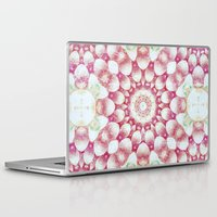 pomegranate Laptop & iPad Skins featuring Pomegranate by Truly Juel
