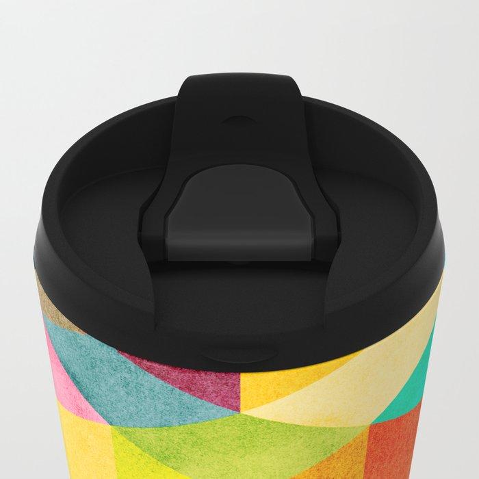 Hexa Metal Travel Mug