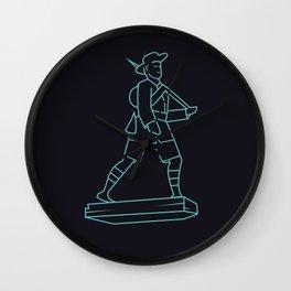 The Gurkhas Wall Clock